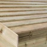 Champion Shed Slatted Roof (10x6)