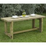 6' x 2' (1.8x0.7m) Furniture-Plus Refectory Table