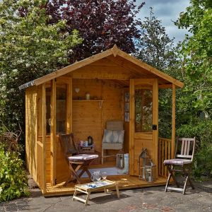 Hollington Summerhouse With Veranda