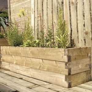 Caledonian Trough Raised Bed