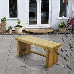 Double Sleeper Bench - 1.2m