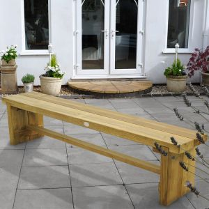 Double Sleeper Bench - 1.8m