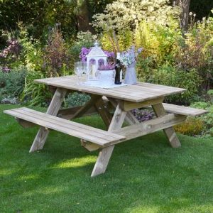 Rectangular Picnic Table - Small
