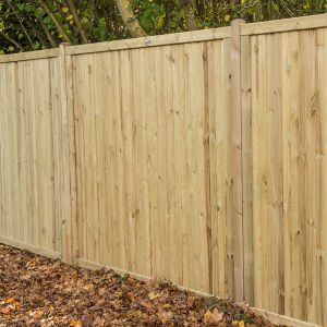 6ft x 6ft (1.83m x 1.8m) Decibel Noise Reduction Fence Panel