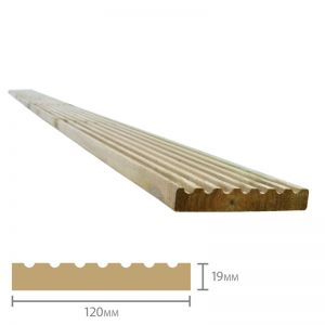 Softwood Treated Deck Boards