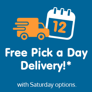 Free Pick A Day Delivery