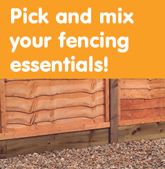 Pick and mix your fencing essentials