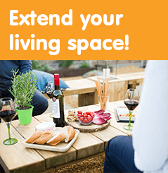 Extend your living space